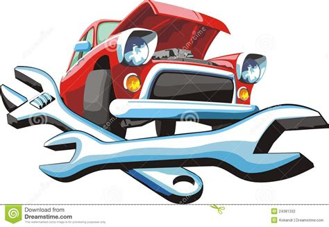 freie autowerkstatt repair cliparts