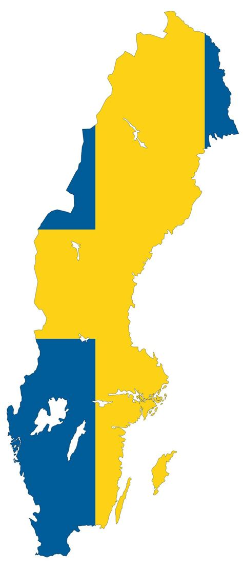 sweden flag colors sweden flag map flag maps sweden flag