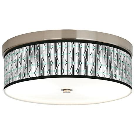 Energy Efficient Ceiling Lights Indigenous Giclee Energy Efficient Ceiling Light H8796 1x163 Ls Plus