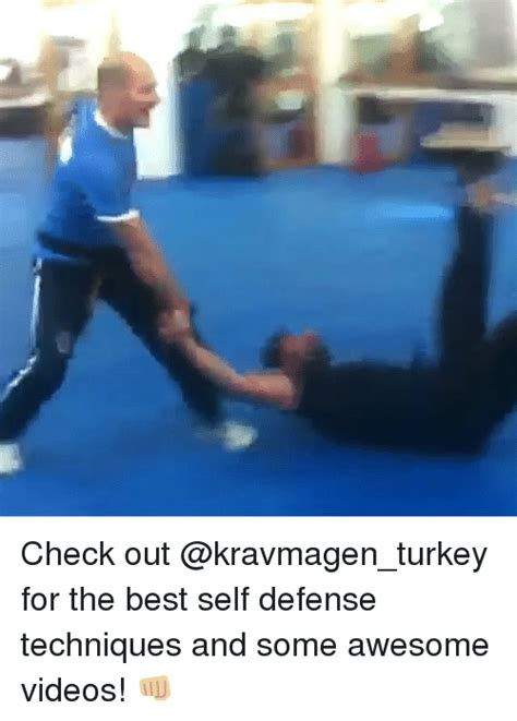 Meme Videos - check out for the best self defense techniques and some