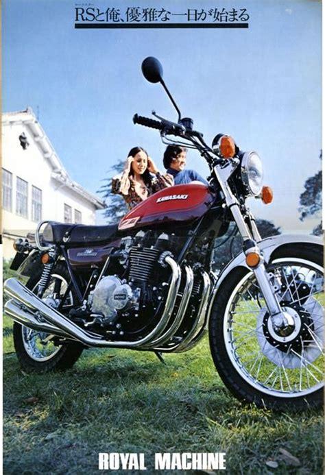 Retro Motorrad A2 by 331 Besten Kawasaki Z1 To Z1000 A2 Bilder Auf Pinterest