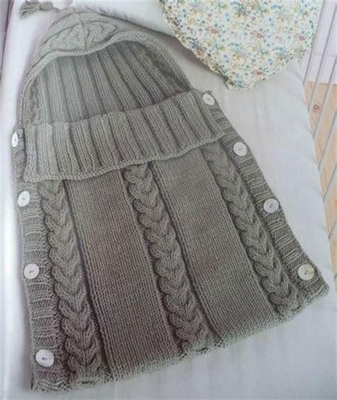 porta fan bebe tejido al crochet trenza doble porta bebe punto pinterest bebe