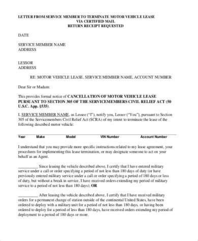 early termination of lease agreement template sle lease termination agreement 8 free documents in