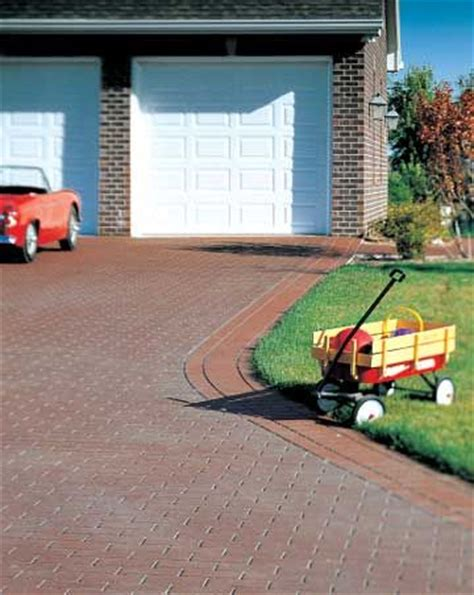 driveway pattern roller herringbone warm and home on pinterest