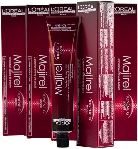 l oreal majirel hair color 5 6 5r ionene g incell permanent professional dye new ebay loreal majirel 50ml