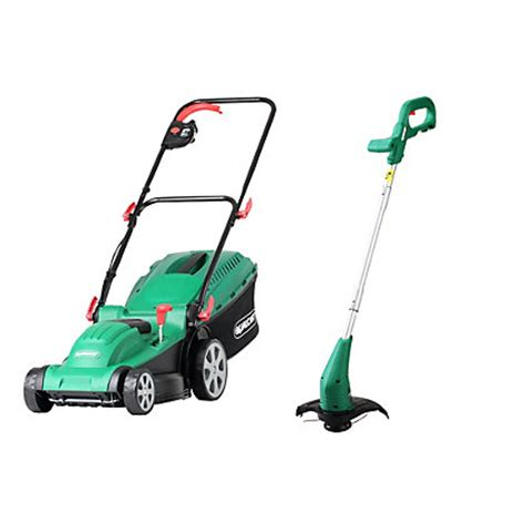 qualcast motor mowers qualcast 1500w 37cm electric rotary lawnmower 350w grass