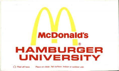 Mcdonalds E Gift Card - mcdonald s hamburger university modern 1970 s to present