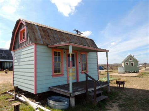 tiny houses texas tiny texas homes built from salvaged materials urban ghosts