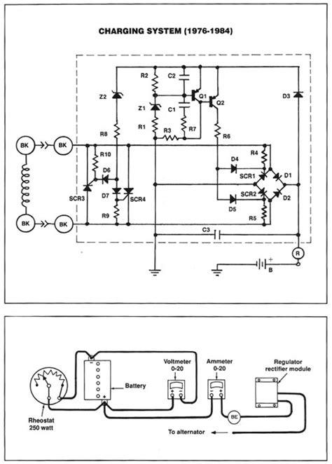 charging system wiring diagram dolgular
