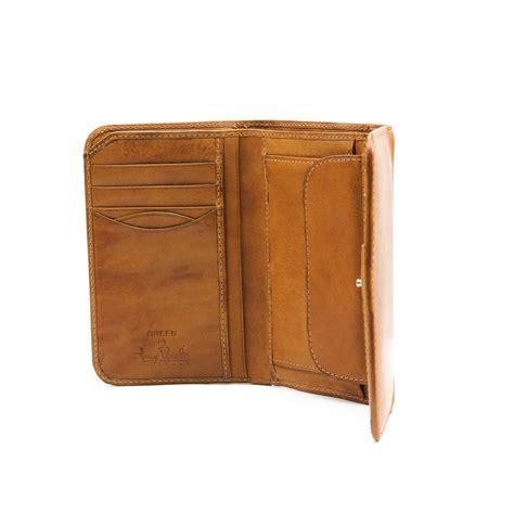 Tony Perotti Unisex Prima Wallet - tony perotti italian leather prima tri fold wallet w id