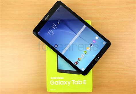 samsung galaxy tab e review