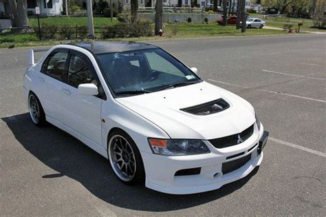 2006 Mitsubishi Lancer Evolution Mr by Purchase Used 2006 Mitsubishi Lancer Evolution Mr Evo