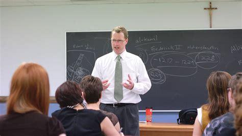 professors incorporate faith into their classes