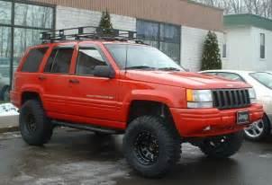 zj lift kit 1993 98 jeep grand zj lift kit