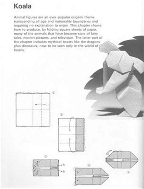 How To Make An Origami Koala - an adorable origami koala part 1 crafts