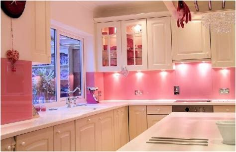 pink kitchen cabinets how to cure your boring kitchen with pink design