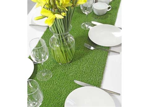 artificial grass table runner grass table runner