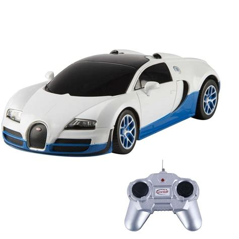 Buy Bugatti Veryon 16.4 Grand 1:24 Remote Control Toy Car