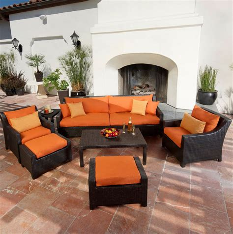 wicker patio furniture sets clearance wicker patio conversation sets clearance home design ideas