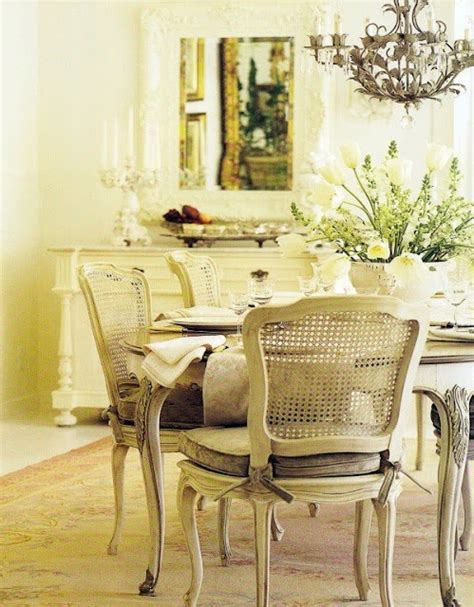 Shabby Dining Room by 39 Beautiful Shabby Chic Dining Room Design Ideas Digsdigs