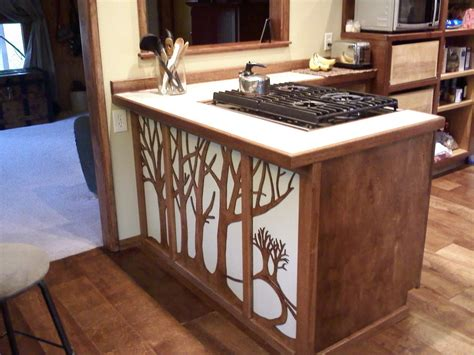 Kitchen With Island And Peninsula by Kitchen Island More Like Peninsula To Me By