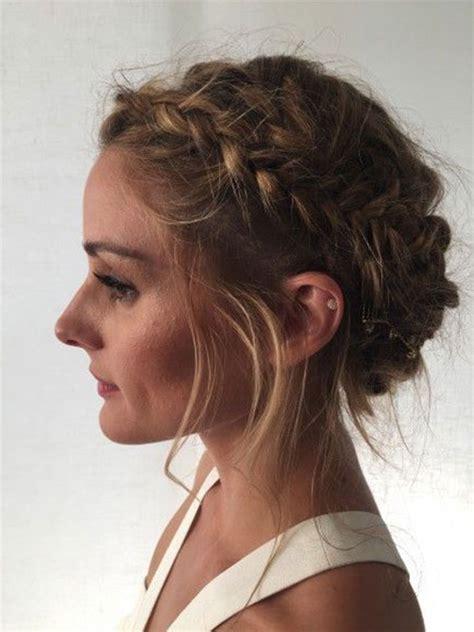 summer hairstyle updo  girls  modern fashion blog