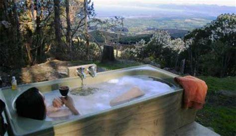 outdoor bathtub outdoor bathtub with a view bath pinterest