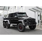 Another Brabus 700 6x6 Ready For Delivery