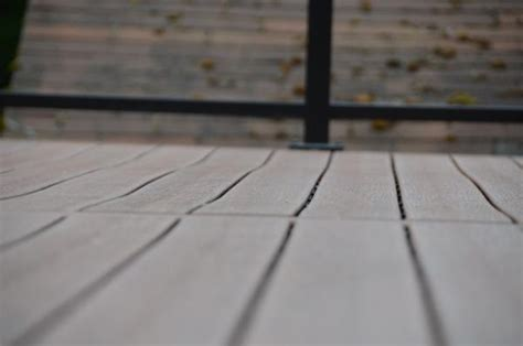 Timbertech Decking Level Issue Doityourself Com