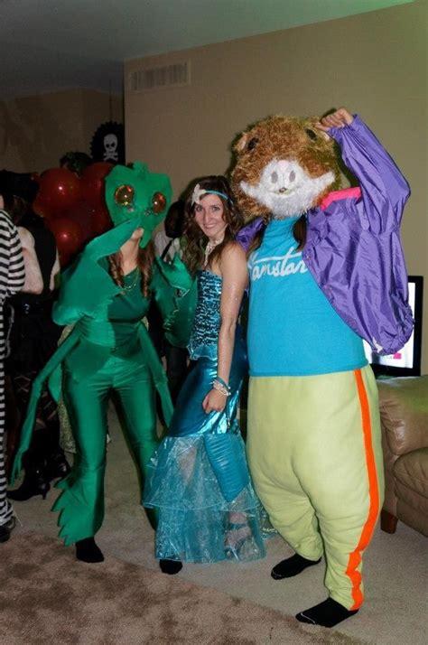 Self Made Kia Hamsterstume Halloweenstume