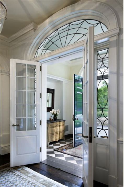entry vestibule this house was patterned after homes built in the 20s and