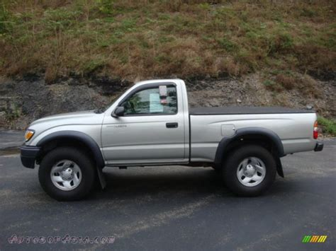 4x4 Toyota Tacoma For Sale 2004 Toyota Tacoma Regular Cab 4x4 In Lunar Mist Metallic