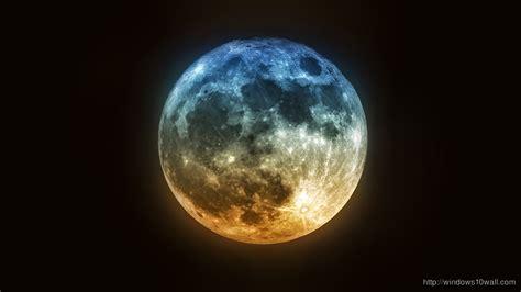 Moon Bilder by Moon Windows 10 Wallpapers
