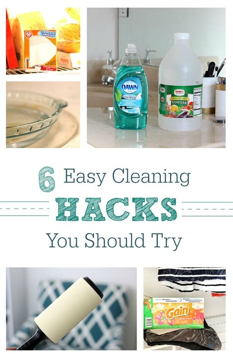 easy hacks 6 easy cleaning hacks you should try lifestyle