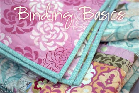 Binding On Quilts by Quilt Binding Basics Part 2 Bias Binding How To