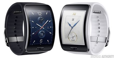 curved display sim equipped samsung gear s made official
