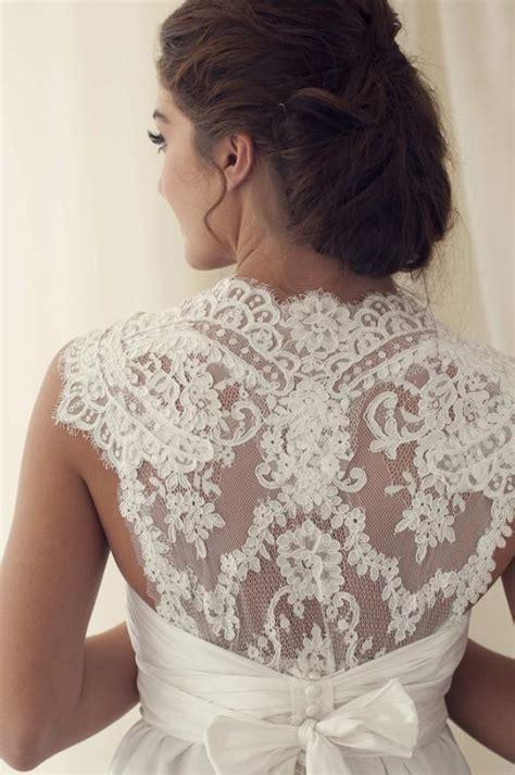 Wedding Dress Lace Back by Wedding Dresses Cbell Lace Back Wedding Dress