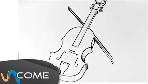 come disegnare i fiori come disegnare un violino facilmente