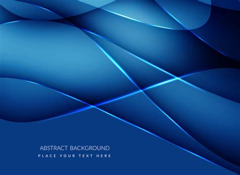 abstract format cdr vector blue abstract background design free vector