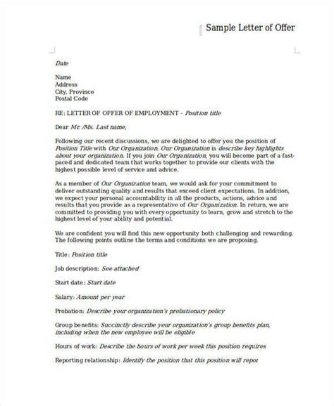 Offer Letter Us employment offer letters employee offer letter employment offer letter word min jpg 8