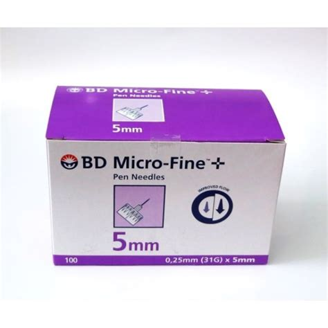 Bd Micro 5mm bd micro 5 mm manufacturer in istanbul turkey by diafarma pharmaceuticals and
