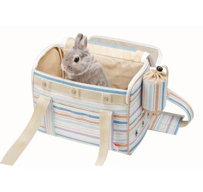 Rrrribbit In My Bag by Marukan Rabbit Carry Bag Mr273 Mr274 Beary Pet Products
