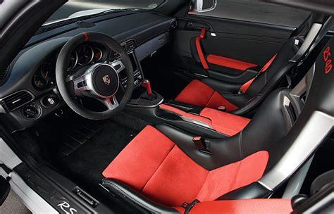 Porsche Gt3 Rs Interior by 2012 Porsche 911 Gt3 Rs 4 0 Interior Egmcartech