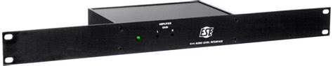 Rack Mount Interface by Audio Level Impedance Interface With Rack Mount