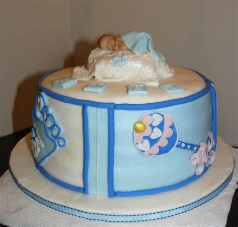 Where To Get A Baby Shower Cake by The Woodlands Cake Boutique Baby Boy Shower