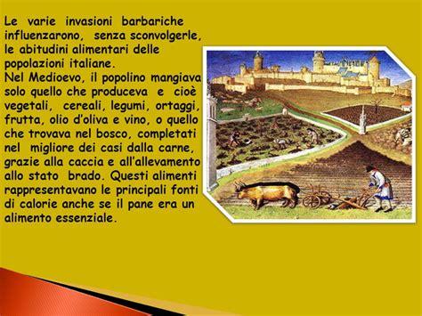 alimentazione nel medioevo l alimentazione nel medioevo durante il periodo feudale