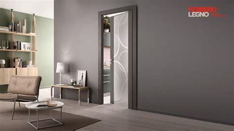 porte vetro moderne porte interne moderne gt denia serramenti in alluminio