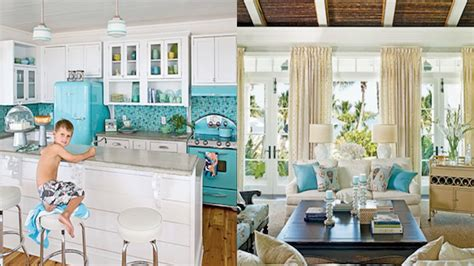 Coastal Home Decor Themed Kitchen Decor House Coastal Home Decor Tea House Home Designs Kitchen