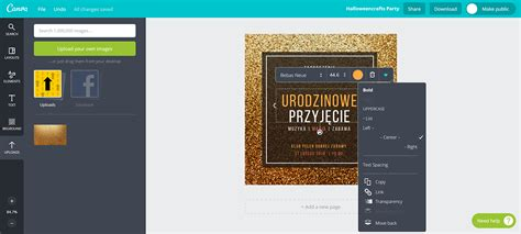 canva zaproszenia jak stworzyć projekt zaproszenia w canva w 5 minut