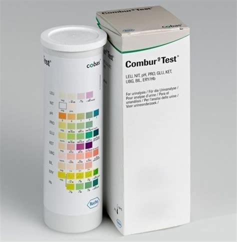 protein z schwangerschaft teststreifen combur 9 test urintest urine test streifen ph